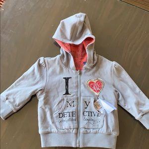 John Galliano kids hoodie